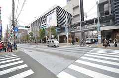 東急田園都市線・青葉台駅前の様子。(2015-03-05,共用部,ENVIRONMENT,1F)