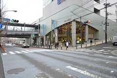 東急田園都市線・青葉台駅の様子。(2015-03-05,共用部,ENVIRONMENT,1F)