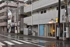 京急本線・戸部駅周辺の様子。(2017-03-21,共用部,ENVIRONMENT,1F)