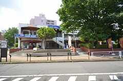 駅前には飲食店も並びます。(2015-06-25,共用部,ENVIRONMENT,1F)