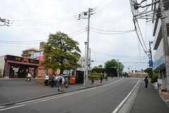JR横浜線・鴨居駅前の様子。(2015-05-07,共用部,ENVIRONMENT,1F)
