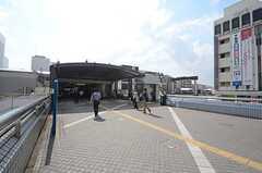 各線・戸塚駅の様子。(2015-05-07,共用部,ENVIRONMENT,1F)
