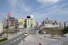 各線・戸塚駅前の様子。(2015-05-07,共用部,ENVIRONMENT,1F)