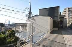 小高い土地に建てられているので、見晴らしが良いです。(2013-11-06,共用部,OTHER,2F)