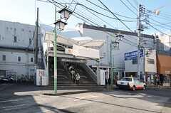 各線・菊名駅の様子。(2013-11-06,共用部,ENVIRONMENT,1F)