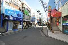 各線・菊名駅前の様子。(2013-11-06,共用部,ENVIRONMENT,1F)