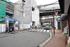 各線・菊名駅の様子。(2017-11-14,共用部,ENVIRONMENT,1F)