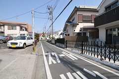 京急本線・井土ヶ谷駅からシェアハウスへ向かう道の様子。(2013-03-12,共用部,ENVIRONMENT,1F)