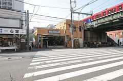 京急本線・井土ヶ谷駅の様子。(2013-03-12,共用部,ENVIRONMENT,1F)