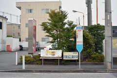 周辺にはバス停が多く、日吉駅や綱島駅へのアクセスに便利です。(2019-08-16,共用部,ENVIRONMENT,1F)