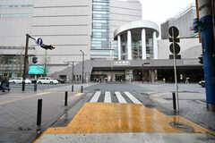 各線・上大岡駅の様子。(2020-03-02,共用部,ENVIRONMENT,1F)