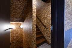 階段の様子。(2020-10-20,共用部,OTHER,2F)