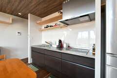 キッチンの様子。(2020-02-07,共用部,KITCHEN,2F)