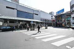 各線・日吉駅の様子。(2020-02-07,共用部,ENVIRONMENT,1F)