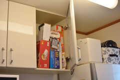 ホームベーカリーやたこ焼き器なども用意されています。(2019-05-31,共用部,KITCHEN,1F)