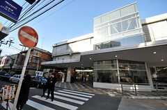 東急東横線・綱島駅の様子。(2009-12-21,共用部,ENVIRONMENT,1F)