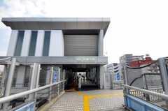 相鉄線・西横浜駅の様子。(2010-08-17,共用部,ENVIRONMENT,1F)