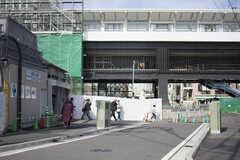 各線・金沢八景駅の様子。(2018-10-31,共用部,ENVIRONMENT,1F)