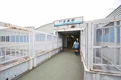 京急線・生麦駅の様子。(2015-06-16,共用部,ENVIRONMENT,1F)