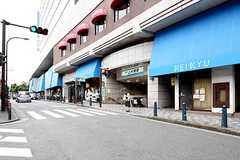 各線・上大岡駅の様子。(2016-07-08,共用部,ENVIRONMENT,2F)