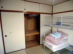 ドミトリーの様子2。(5063号室)(2007-07-29,専有部,ROOM,5F)