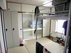 ドミトリーの様子。(5062号室)(2007-07-29,専有部,ROOM,5F)