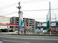 横浜市営地下鉄片倉町駅の様子。(2007-07-29,共用部,ENVIRONMENT,1F)