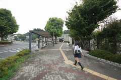 市営地下鉄片倉町駅の様子。(2008-08-28,共用部,ENVIRONMENT,1F)