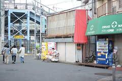 相鉄本線・西横浜駅周辺の様子。(2016-09-26,共用部,ENVIRONMENT,1F)