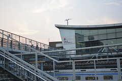 相鉄本線・西横浜駅の様子。(2016-09-26,共用部,ENVIRONMENT,1F)