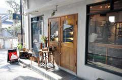 オシャレなお店もあります。(2010-02-23,共用部,ENVIRONMENT,1F)