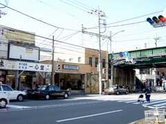 京浜急行線井土ヶ谷駅(2007-02-16,共用部,ENVIRONMENT,1F)