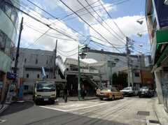 各線菊名駅の様子。(2007-05-31,共用部,ENVIRONMENT,1F)