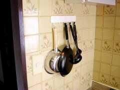 キッチンの様子2。(2007-05-10,共用部,KITCHEN,3F)