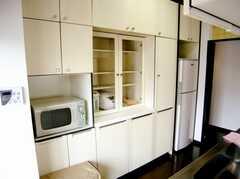 キッチンの様子3。(2007-05-10,共用部,KITCHEN,3F)