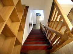 階段の様子。(4Fから3F)(2007-05-10,共用部,OTHER,4F)