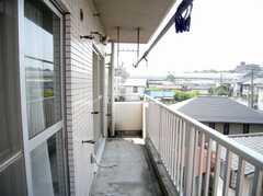 専有部の様子4。3011号室、3012号室はベランダ付き。(3013号室)(2007-05-10,専有部,ROOM,4F)