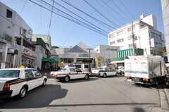 京浜急行屏風浦駅の様子。(2009-02-06,共用部,ENVIRONMENT,1F)