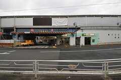 各線・山手駅の様子。(2014-01-30,共用部,ENVIRONMENT,1F)