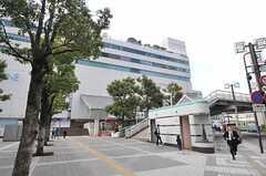 各線・横浜駅の様子。(2014-03-03,共用部,ENVIRONMENT,1F)