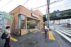 京急本線・井土ヶ谷駅の様子。(2015-09-10,共用部,ENVIRONMENT,1F)
