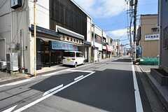 近くには商店街があります。(2016-06-14,共用部,ENVIRONMENT,1F)