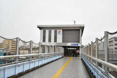 相鉄本線・西横浜駅の様子。(2019-11-28,共用部,ENVIRONMENT,1F)