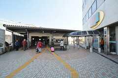相鉄線・星川駅の様子。(2015-03-26,共用部,ENVIRONMENT,2F)