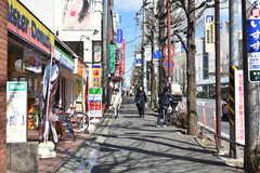東急田園都市線・青葉台駅周辺の様子。(2018-03-02,共用部,ENVIRONMENT,1F)