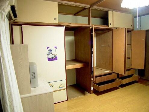 209号室収納