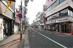 東急東横線・大倉山駅前の様子。(2013-11-06,共用部,ENVIRONMENT,1F)