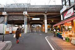相鉄本線・天王町駅の様子。(2017-02-15,共用部,ENVIRONMENT,1F)