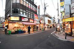 相鉄本線・天王町駅前の様子。(2017-02-15,共用部,ENVIRONMENT,1F)