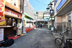 東急東横線・白楽駅の様子。(2017-03-22,共用部,ENVIRONMENT,1F)